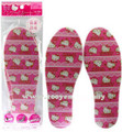 Sanrio Hello Kitty Antibacterial Deodorant Insole-Lace
