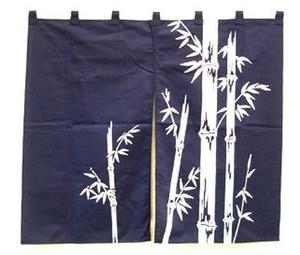 Japanese Noren Curtain Bamboo 33 5x29 5 Japan Bargain Inc