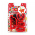 Japanese Veggie Shapers - Reindeer Shape Vegetable Cutter Mold #0643
