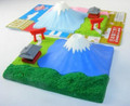 Iwako Japanese Erasers Fuji Mountain Set