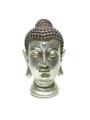 Chinese Feng Shui Meditating Buddha Shakyamuni Head Statue