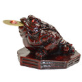 Chinese Feng Shui Fortune 3-legged Toad Coin Frog