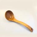 Large  Wooden Kitchen Cooking Soup Gravy Porridge Serving Ladle Spoon Utensil Eco Friendly
