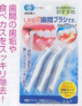 Toothbrush Cleaning Brushes 3pc