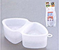 Sushi Press Nigiri Rice Mold Maker Triangle White