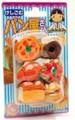 Iwako Bakery Eraser Set