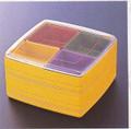 Irodori Gozen Large Bento Lunch Box Two Tiers