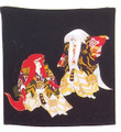 Japanese Furoshiki Gift Wrapping Cloth #P1595-B