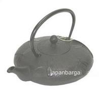 Black Dragonfly Cast Iron Teapot 24oz