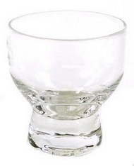 Glass Cold Sake Cup Clear