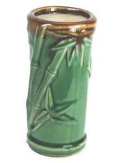 Porcelain Lucky Bamboo Pot