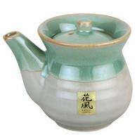 Japanese Green Porcelain Soy Sauce Dispenser 8oz