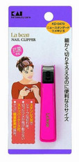 Japanese Kai La Beau Nail Clipper Cutter Medium