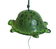 Japanese Cast Iron Turtle Wind Chimes