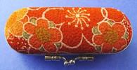 Japanese Lipstick Case w/Mirror #22631-2