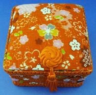 Square Skaura Jewelry Box #22630-2