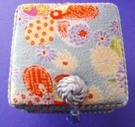 Square Skaura Jewelry Box #22630-3