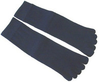 Five Toe Tabi Sock Unisex Navy