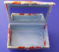 Japanese Lipstick Case w/Mirror #22636-4