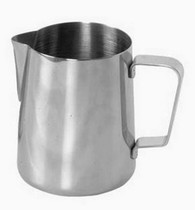 12oz Commercial Stainless Steel Milk Pitcher