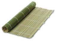 Bamboo Sushi Mat 9.5in
