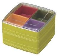 Irodori Gozen Small Bento Lunch Box Two Tiers
