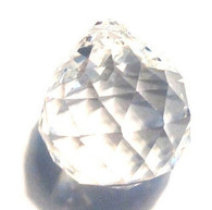 Clear Crystal Ball Prisms 40mm