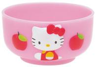 Sanrio Hello Kitty Apple Shape Bowl