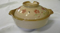 Donabe Clay Pot Nabe 17cm