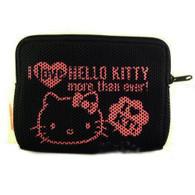 Sanrio Hello Kitty Black Coin Purse