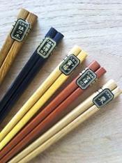 5 Pairs Wooden Chopstick Gift Set