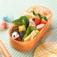 Animal Shaped Bento Soy Sauce Case Container #9651