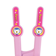 Pororo Edison Training Chopsticks for Right Handed 2nd Step Pink