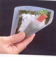 Hand Roll Temaki Sushi Maker w/ Rice Paddle