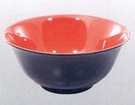 Plastic Lacquer Ramen Soup Bowl