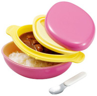 Don Don Lunch Bento Box Pink