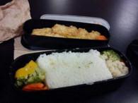Mens Large Dragon Lunch Bento Box