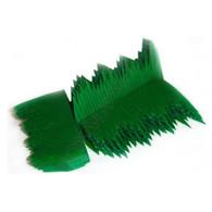 JapanBargain 2052, Set of 200 Sushi Divider Grass, Green