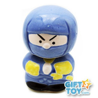 Blue Ninja Porcelain Bobble Head