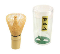 Bamboo Matcha Whisk 100 Prong