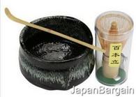 Japanese Matcha Tea Ceremony Set Bowl Whisk Chasen