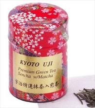 Premium Grade Green Tea Sencha w/Matcha