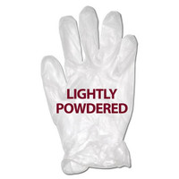 Glove, Vinyl Powdered, Medium, 1000/cs
