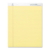 Legal Pads, Letter-Size, 12pk