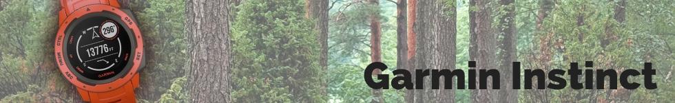 Garmin Instinct Watches from WatchO