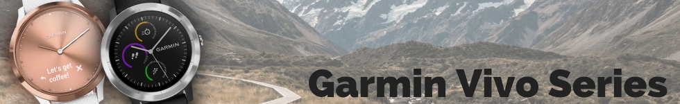 Garmin Vivo Series from WatchO
