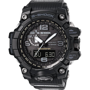 G-Shock Mudmaster Triple Sensor Mud Resistant Watch GWG-1000-1A1ER