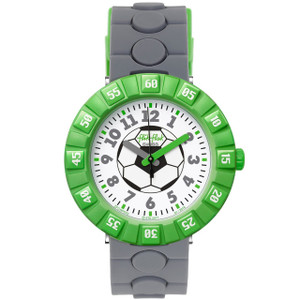 Flik Flak Hat-Trick Children's Quartz White Dial Watch FCSP070