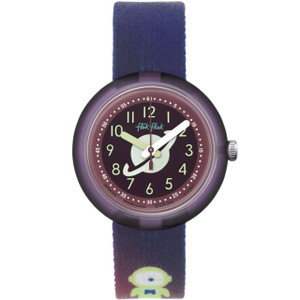 Flik Flak Space Dreamer Children's Luminous Globe Watch FPNP024