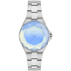 Storm Women's Crystana Ice Blue Stainless-Steel Bracelet Watch